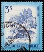 Sights in Austria — Stock Photo