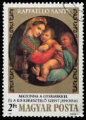 500th birth anniversary of Raphael  — Foto de Stock