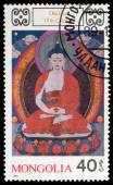 Buddhist deities — Stock Photo