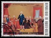 President Washington — Stock Photo