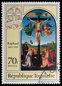 Raphael - Mond Crucifixion — Stock Photo