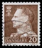 King Frederick IX — Stock Photo
