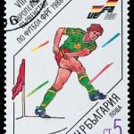 European football championship Germany — Stock Photo #60511997