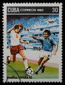 世界足球杯 — 图库照片