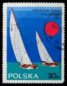 Regata — Foto Stock