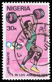 Olimpiyat Oyunları Los Anbgeles 1984 — Stok fotoğraf