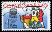 World and European Ice Hockey Championships — Zdjęcie stockowe