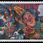 Circus Clowns — Stock Photo #68275223