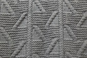 Texture of knitted sweaters — Stock Photo