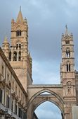 Cathedral in Palermo — Stock Photo