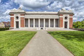 Menin Gate - World War I memorial in Ypres — Stock Photo