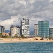 New buildings at Sant Marti district, Barcelona — Stock Photo #68538763