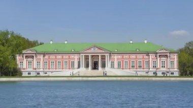 The Palace of Kuskovo — Stock Video