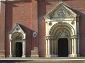 Old Cathedral of St. PeterinDjakovo,  Croatia — Stockfoto