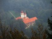 Old forgotten monastery — Fotografia Stock