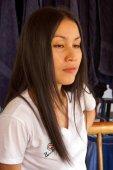 тайская леди — Стоковое фото