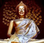 Estátua de Buda — Fotografia Stock