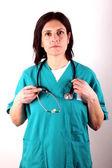 Nurse — Zdjęcie stockowe