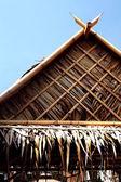 Thai hut — Stock Photo