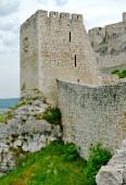 Slottets torn — Stockfoto