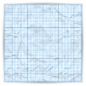 Vector graph grid paper background with variable thickness lines — Stock Vector