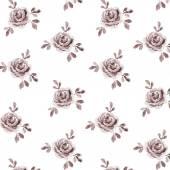 Kwiaty w akwarela tło zaproszenie — Zdjęcie stockowe