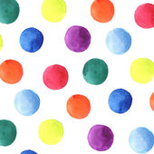 Watercolor abstract pattern — Stock Photo