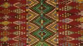 Tunisian berbers' carpet style - Margoum — Stock fotografie