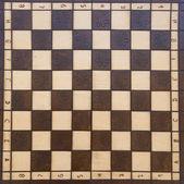 Ručně vyráběné šachovnice — Stock fotografie