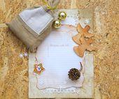 Winter holidays background — Stock Photo
