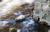 Plovoucí voda — Stock fotografie