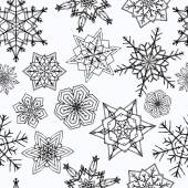 Vector illustration. Seamless pattern. — Stock Vector