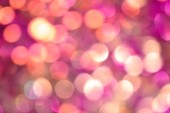 Bright and abstract blurred pink background with shimmering glitter — Stock Photo