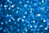 Bright and abstract blurred sea blue background with shimmering glitter — Stock Photo