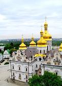 KYIV, UKRAINE - MAY 9, 2015: Kiev (Kyiv) Pechersk Lavra Monastery in Kyiv, Ukraine — ストック写真