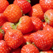 Lots of tasty red strawberries — Stock Photo #73901207