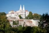 National palace of Sintra — Stock Photo