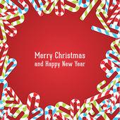 Vector Christmas design. — Stock Vector
