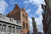 The Belfry of Bruges, Belgium  — Stock Photo