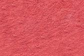 Red wall plaster texture — Stock Photo