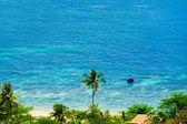 Cay sea water — Stock Photo