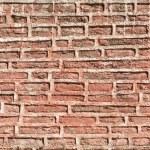 Red bricks wall — Stock Photo #69190323