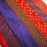 Men's neckties background — Stock Photo #70254529