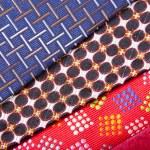 Men's neckties background — Stock Photo #70255009