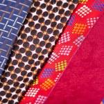 Men's neckties background — Stock Photo #70256365