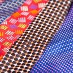 Men's neckties background — Stock Photo #70256781