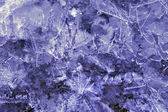 Abstract ice texture — Stock Photo