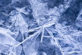 Textura abstracto hielo — Foto de Stock