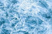 Abstraktní ice textur — Stock fotografie