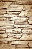 Old gray stone wall texture — Stock Photo